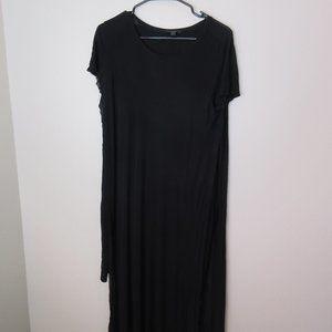 COS black dress sz M